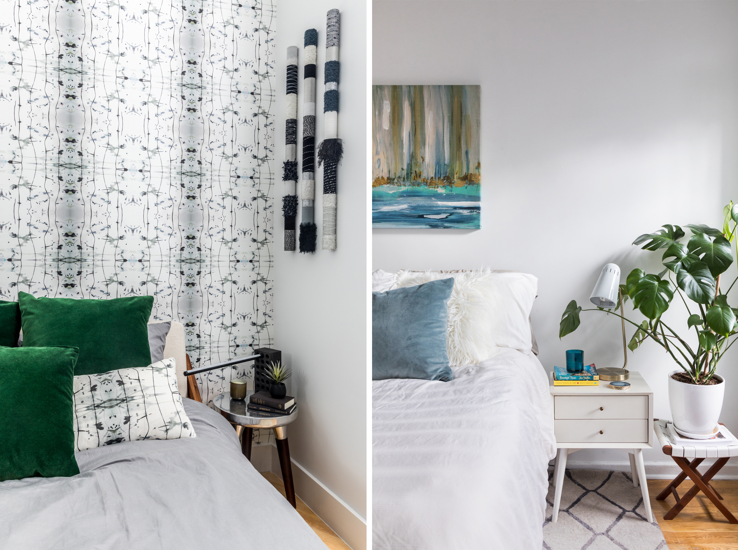 The Hacks That Finally Saved Our Tiny Bedrooms