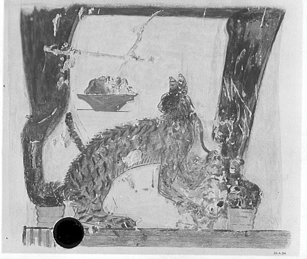 Cat_Seated_under_a_Chair,_Tomb_of_May_MET_chr30.4.94.jpg